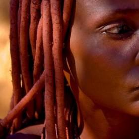 Himba privereis namibie